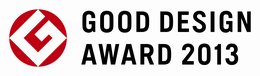 GOOD DESIGN AWARD 2013